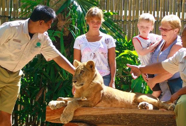 バリ動物園
